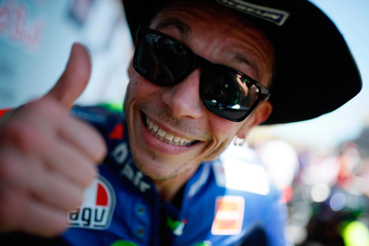 Valentino Rossi Suffers Injuries in MX Training Crash